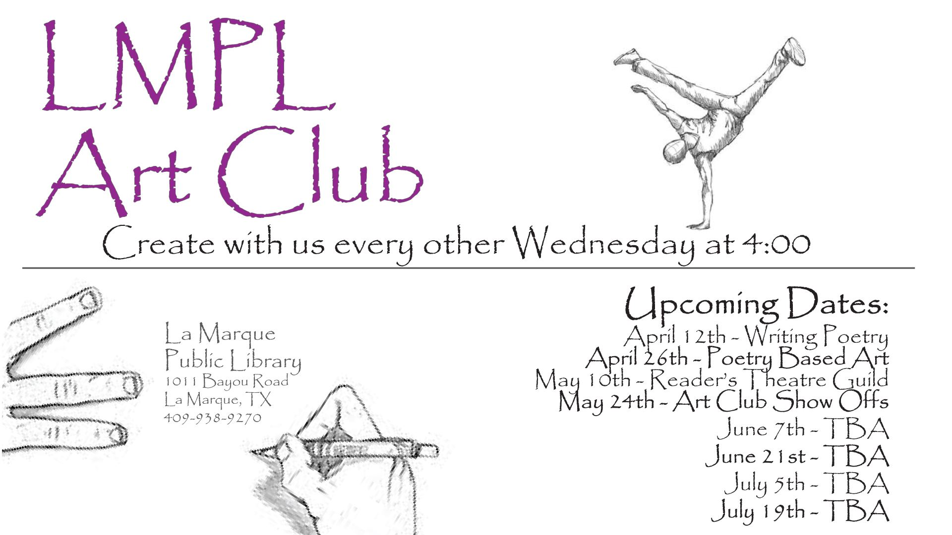 Art Club June
