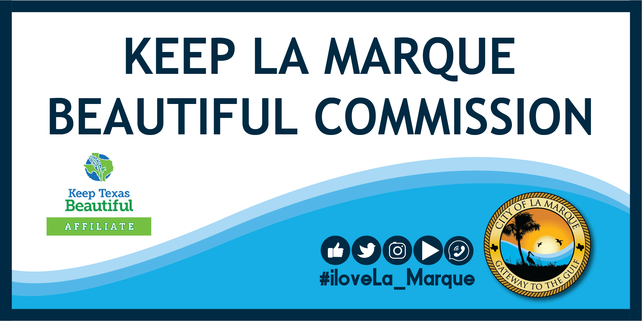 Keep LaMarque Beautiful Commission