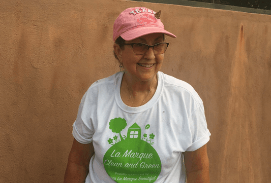 Vivian Allen_Volunteer of the Month
