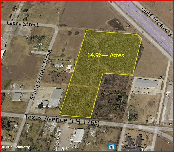 14.96 Acres For Sale