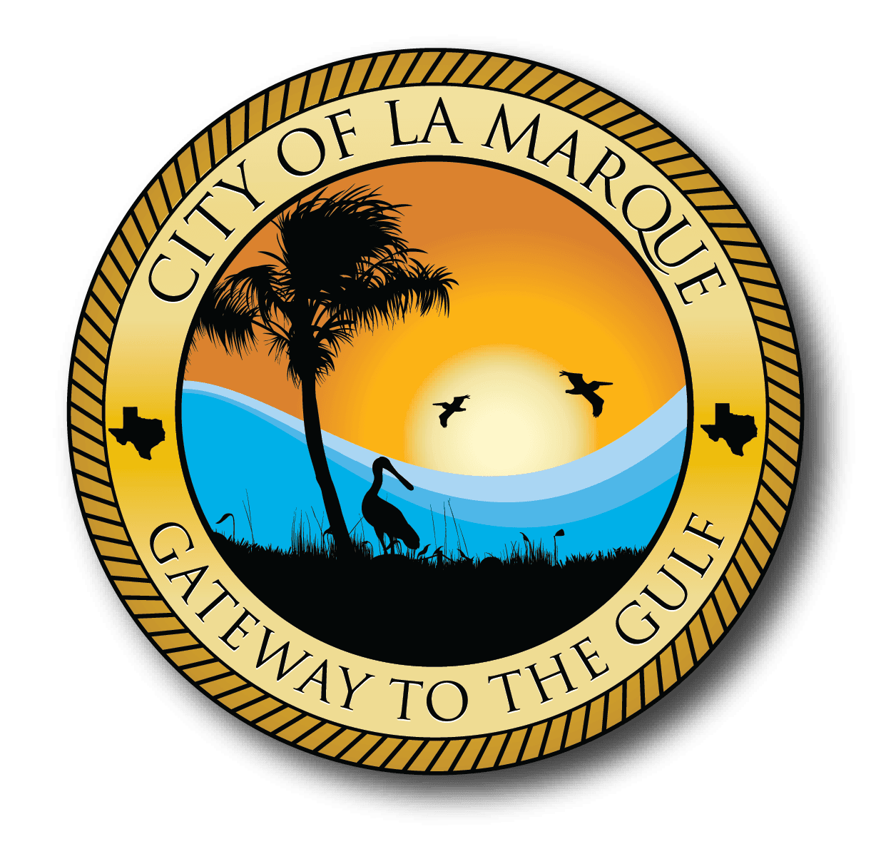 City of La Marque_logo_Full Color