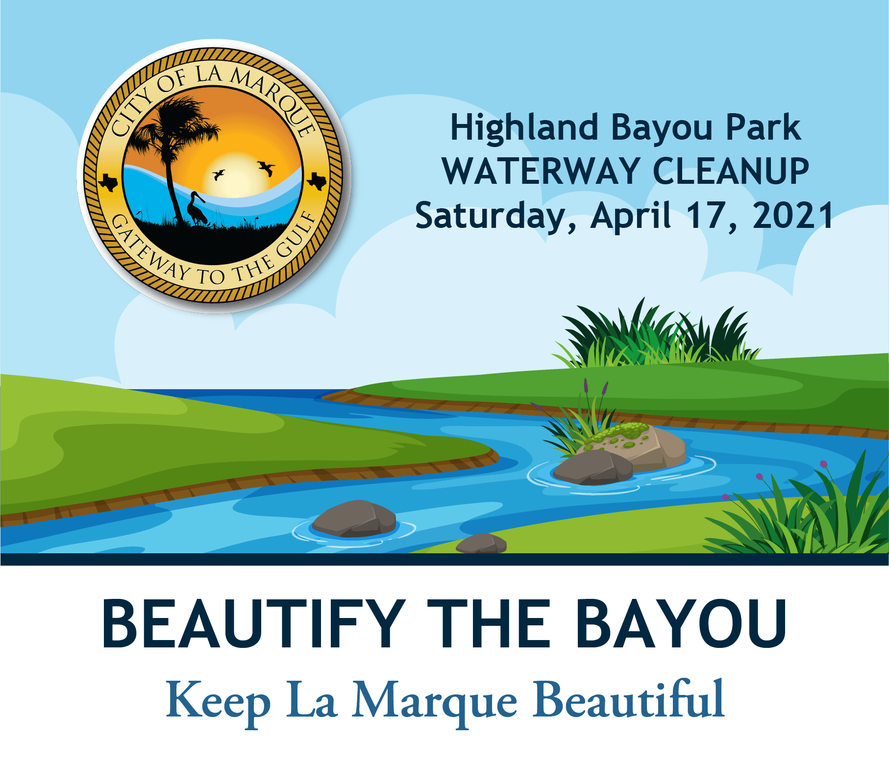 Beautify the Bayou 2021