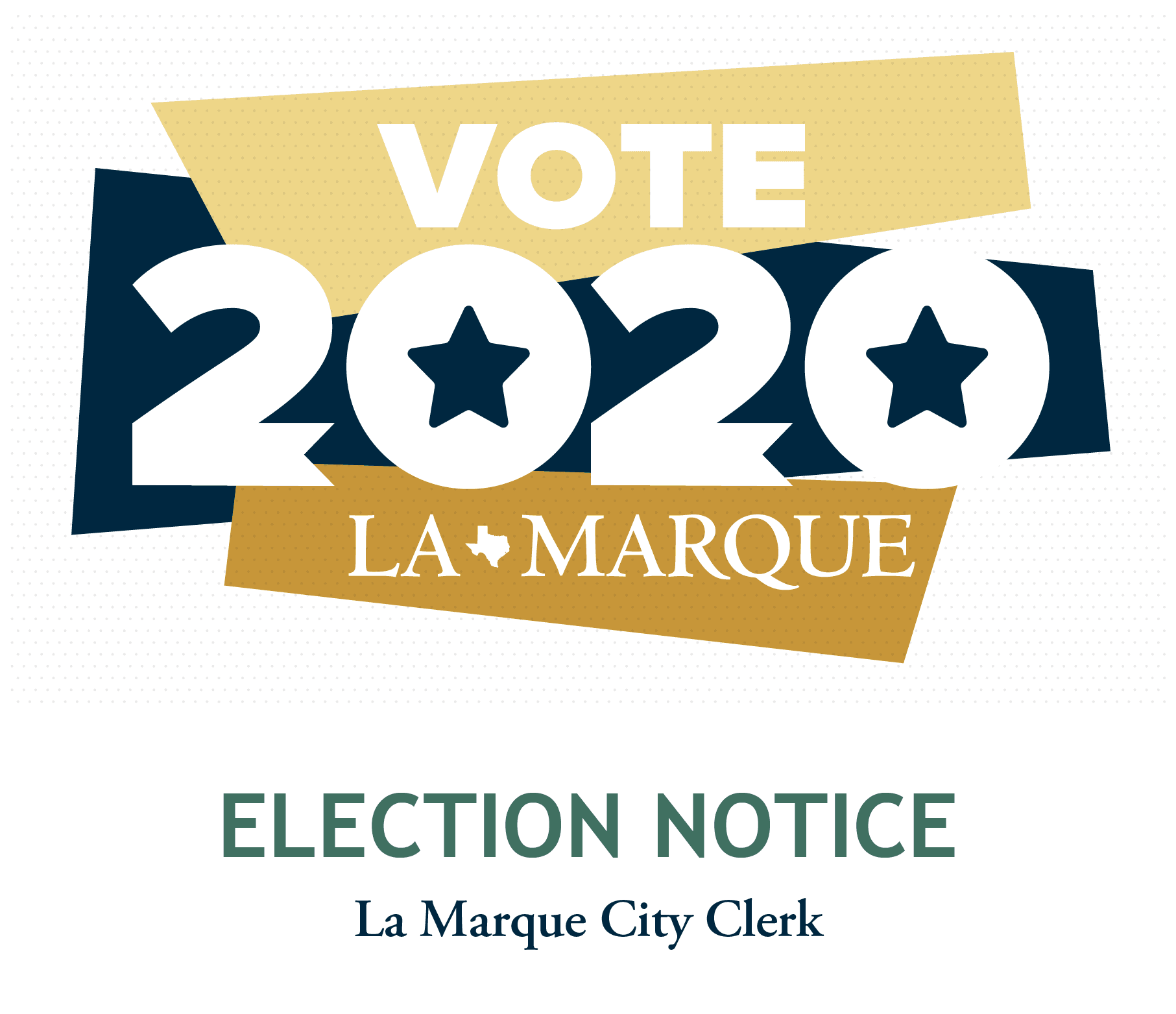 2020 Election Notice
