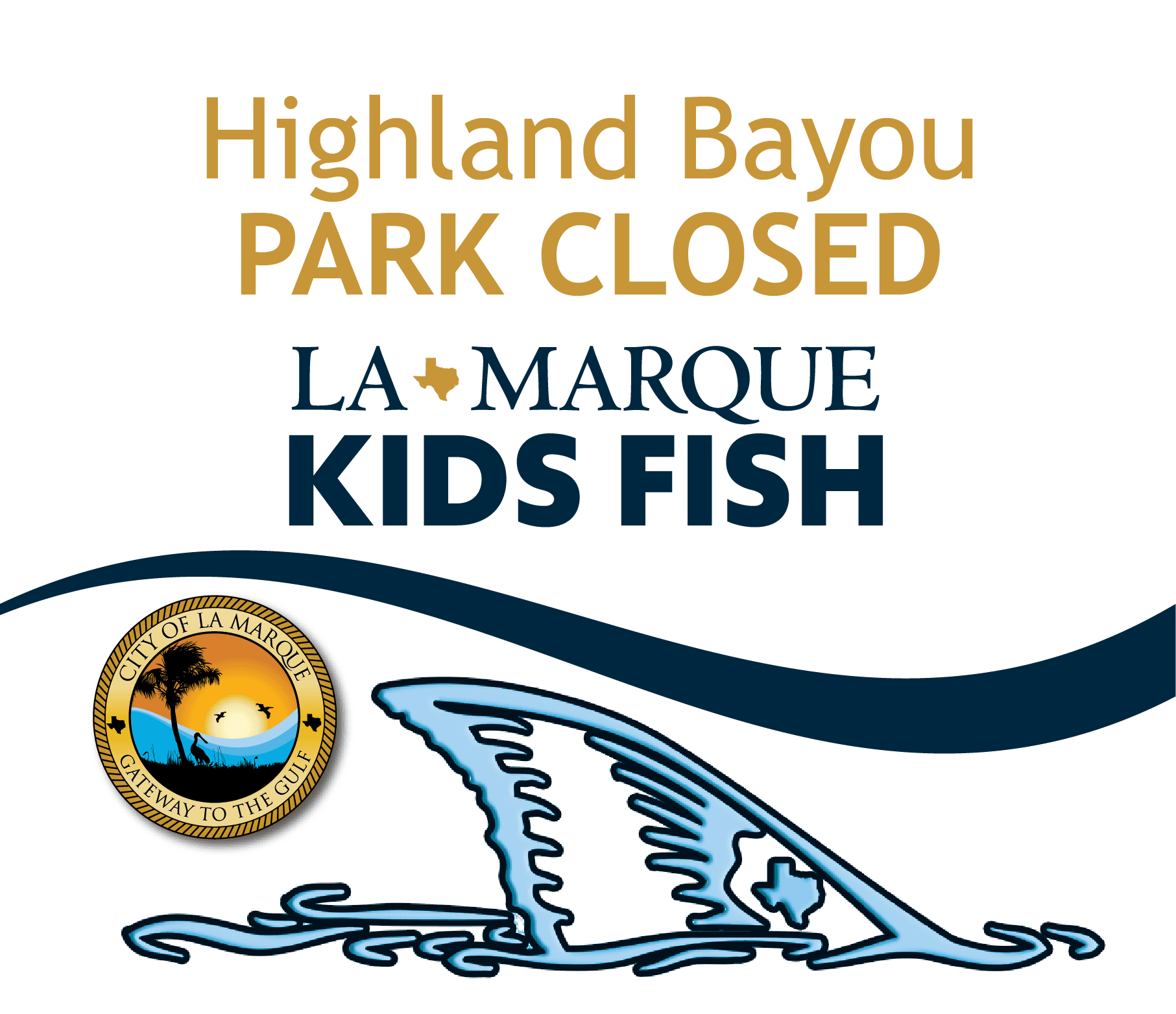 Kids Fish Park Closed Friday and Saturday
