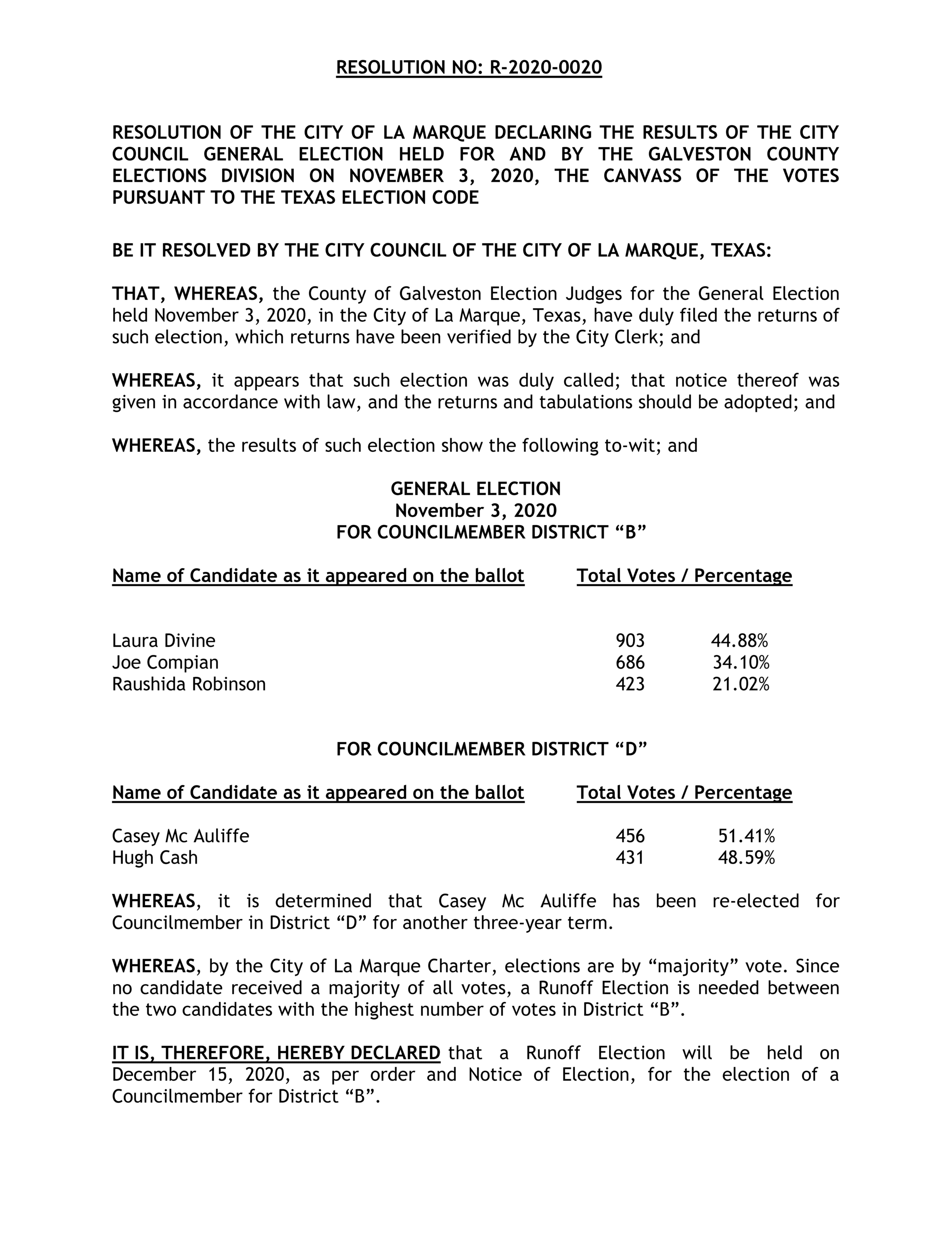 Election Results_Resolution No. R-2020-0020_Page_1